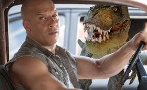 Dinoszauruszok is lesznek a Halálos iramban következő részeiben?