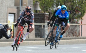 Ilyet még soha nem láttunk, magyar sporttörténelmi siker született a Tour de Alps kerékpárversenyen
