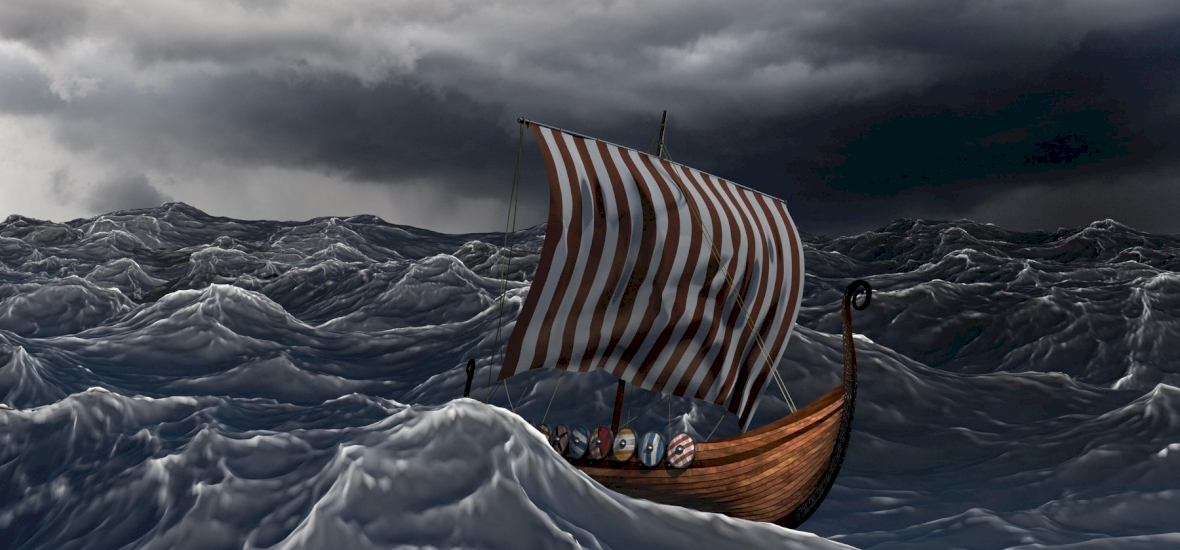 Készültek a világvégére: több ezer éves szent hajó nyomaira bukkantak a tudósok - ez a Ragnarök emlékezete