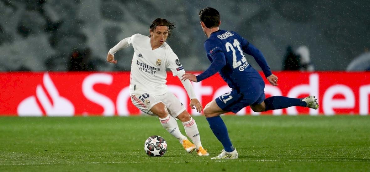 Bajnokok Ligája: nem bírt egymással a Real Madrid és a Chelsea