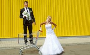 Óriási kiskapu: a nagy bevásárlóközpontokban tarthatunk esküvőt a járvány alatt? Valaki már meg is tette
