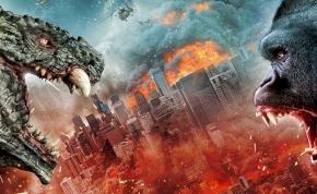 Támad a Zs-kategória: jön a Godzilla Kong ellen gagyi, olcsó koppintása – előzetes