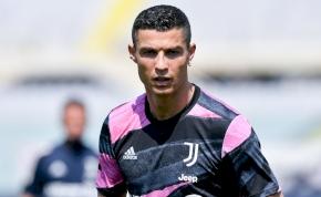 Cristiano Ronaldo még mindig nem tudta magáról levakarni a nemi erőszak vádját