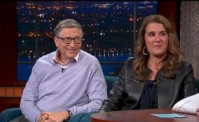 Bill Gates 27 év házasság után ismét szingli