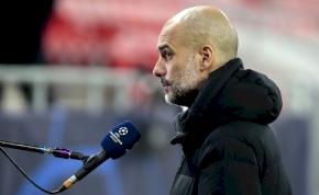 Guardiola eddig csak a Barcelona edzőjeként tudott BL-döntőt játszani, most a Manchester Cityvel is sikerül