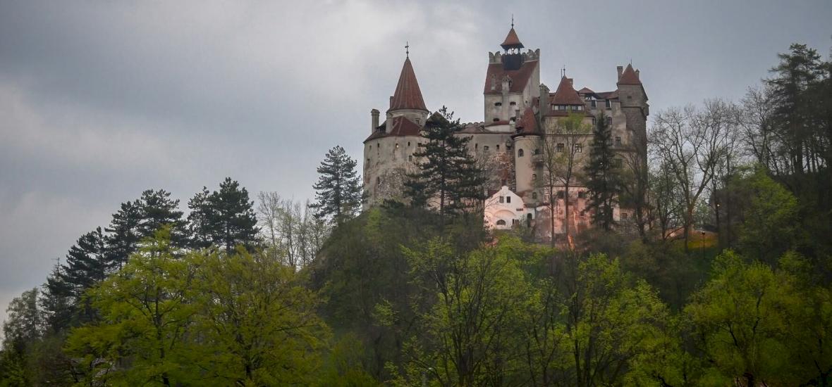 Vérontást rendeztek Drakula kastélyában