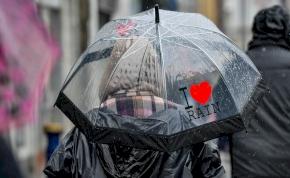 Időjárás: csúcson a tavasz, dagad a terasz, de az eső elront mindent