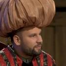 A Konyhafőnök: Rácz Jenő volt a szultán, Fördős Zé a dzsinn, Sárközi Ákos pedig a robotoló séf