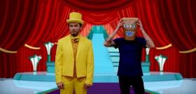 Parodies of the masked singer, bag singer - video has arrived
