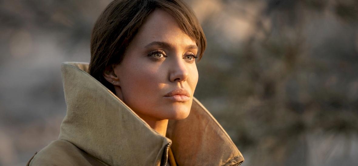 Akik az életemre törnek: Angelina Jolie újra akciózik, de bár ne tenné – kritika