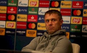 Szerhij Rebrov távozik a Ferencvárostól?