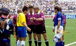 Puhl Sándor óriási bakit vétett az 1994-es foci-vb-döntőn