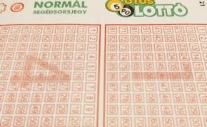 Rettenetes hírt közölt a Szerencsejáték Zrt. – Az Ötöslottó és a Tippmix is érintett