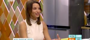 Mazzy Burki habló en vivo sobre sus dificultades durante el embarazo