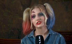 VV Merci Harley Quinn-nek öltözött, és érkezik az első dala - videó