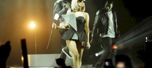 Lady Gaga bañada en bragas sexys brutales, Internet se apagó durante 10 minutos - foto