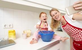 4 érv, miért ne posztolj a gyerekedről a neten