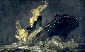 Döbbenet: a Titanic roncsán fura lyukakat találtak - egy tudós állítja, tudja, kik süllyesztették el a hajót