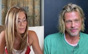 Jennifer Aniston és Brad Pitt ismét összemelegedtek? Már az örökbefogadást tervezgetik