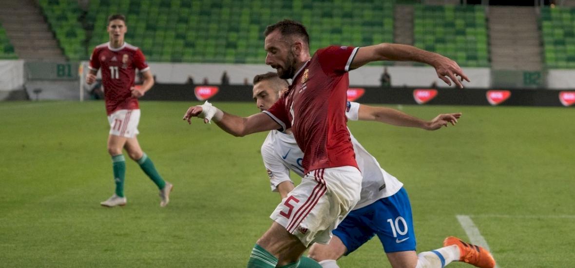 Egy hét múlva kezdődik a foci Eb, a mieink Ciprus ellen hangolódnak