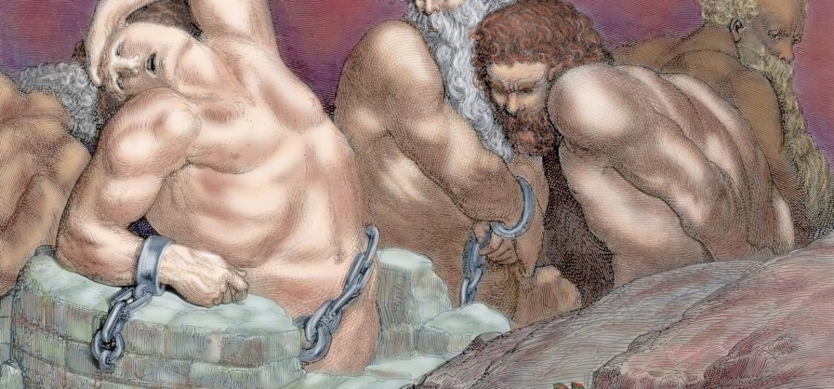 Döbbenetes lelet: bilincsbe vert csontvázra bukkantak az ókorból
