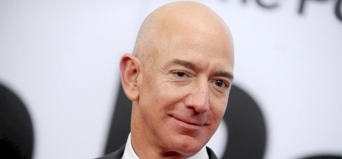 Jeff Bezos, a világ leggazdagabb embere űrutazik júliusban