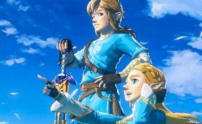 Nintendósok figyelem! Itt az új Zelda-játék megjelenési éve és előzetese!