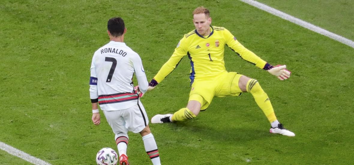 Van egy jelenet, amit biztosan nem szúrtál ki a Magyarország – Portugália meccsen