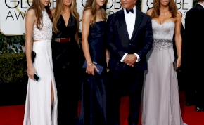 Miből lesz a cserebogár – káprázatosan néz ki Sylvester Stallone lánya