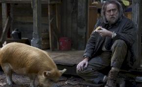 Ellopták Nicolas Cage disznóját, könyörtelen bosszút esküdött – előzetes