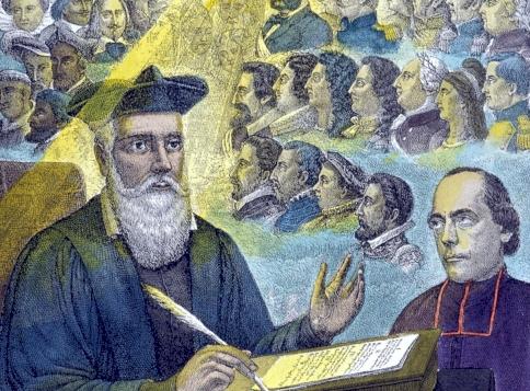 Borzalmas jóslatok Magyarországról, Nostradamus külön könyvet szentelt a magyaroknak?