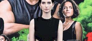 Paul Walker lánya a Halálos iramban 9 premierjén is életben tartja apja emlékét