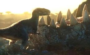 Durva krétakori előzetest villantottak a Jurassic World: Világuralomhoz