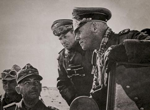 A magyar kommandós, aki a náci Rommellel teázott