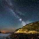Egy fényes spirál jelent meg az égen a Csendes-óceán felett - nem fogod kitalálni, mi okozta a döbbenetes jelenséget