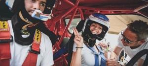 Exkluzív autóversenyző-tábort szervez hazánk egyik legsikeresebb pilótája