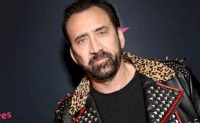 Nicolas Cage elvállalta élete legőrültebb szerepét: saját magát játssza az új filmjében