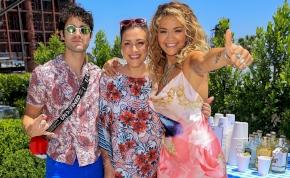 Lebukott a sztárpár - Rita Ora és Taika Waititi összejöttek