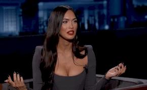 Sokkolta a rajongóit a szexi Megan Fox azzal, amit Donald Trumpról mondott, magyarázkodnia kellett!
