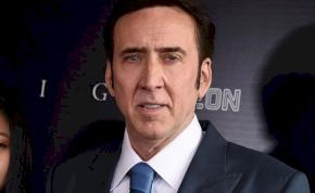 Rettenetes hírt közölt Nicolas Cage – Ez rendesen kiakasztotta a rajongóit!