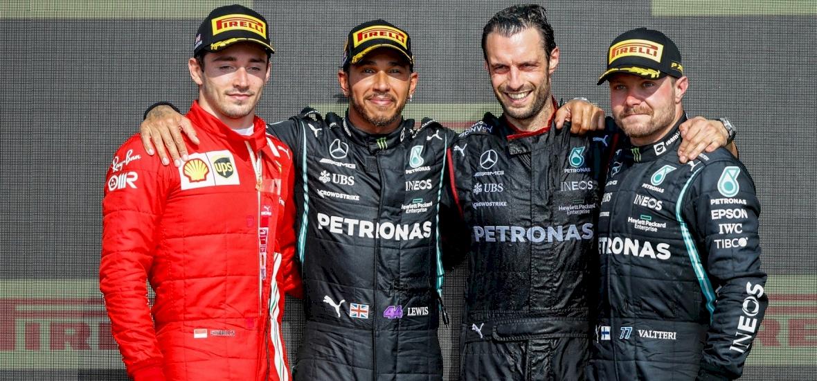 F1: Nagy volt a balhé Verstappen és Hamilton között – Alonso vajon kinek adott igazat?