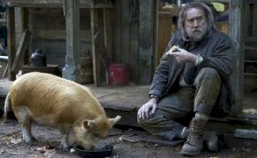 Nicolas Cage egy disznónak köszönheti élete legjobb alakítását – Pig-kritika