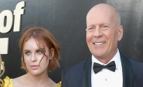 Bruce Willis lánya félmeztelen képpel ünnepli 30. születésnapját és hergeli férfirajongóit