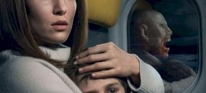 Vérvörös égbolt: vérszegény vámpíros horrorfilm, egyenesen egy repülőgépről – kritika