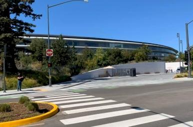 Hatalmas csalódás az Apple látogatói központja
