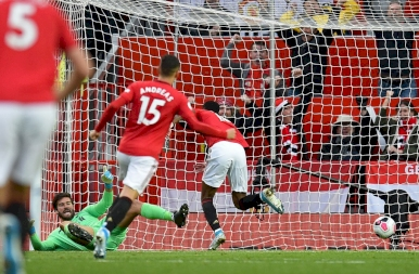 Manchester United – Liverpool