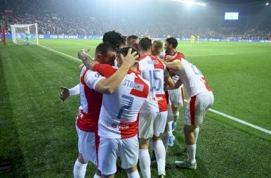 Slavia Praha – Barcelona