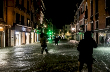 Velence árvíz