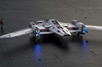 Star Wars: a Porsche űrhajója