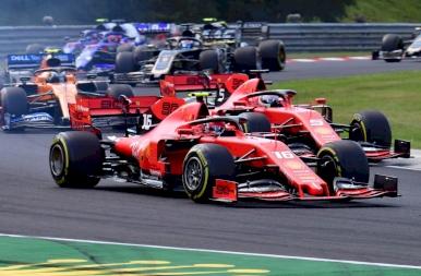 Hamilton megnyerte a Magyar Nagydíjat